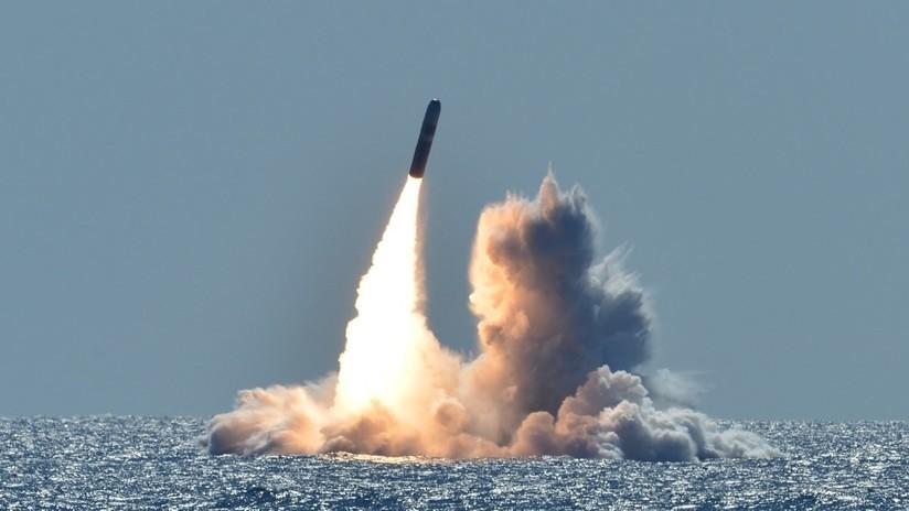 Lavrov: EE.UU. aumenta el riesgo de conflicto nuclear al construir la ojiva W76-2