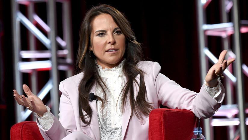 La actriz mexicana Kate del Castillo no testificará en el juicio del Chapo Guzmán