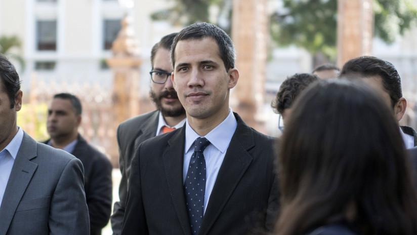 """Enviado de EE.UU. en Venezuela dice estar """"preocupado"""" por la seguridad de Guaidó"""