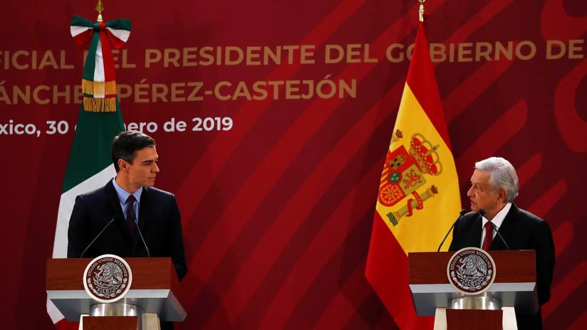 """México ofrece un """"diálogo sin condiciones"""" para mediar en la crisis política de Venezuela"""