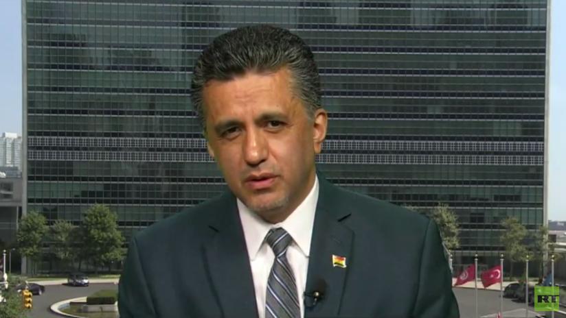 """Embajador boliviano en la ONU a RT: """"EE.UU. ha preparado e impulsado violaciones al derecho internacional en contra de Venezuela"""""""