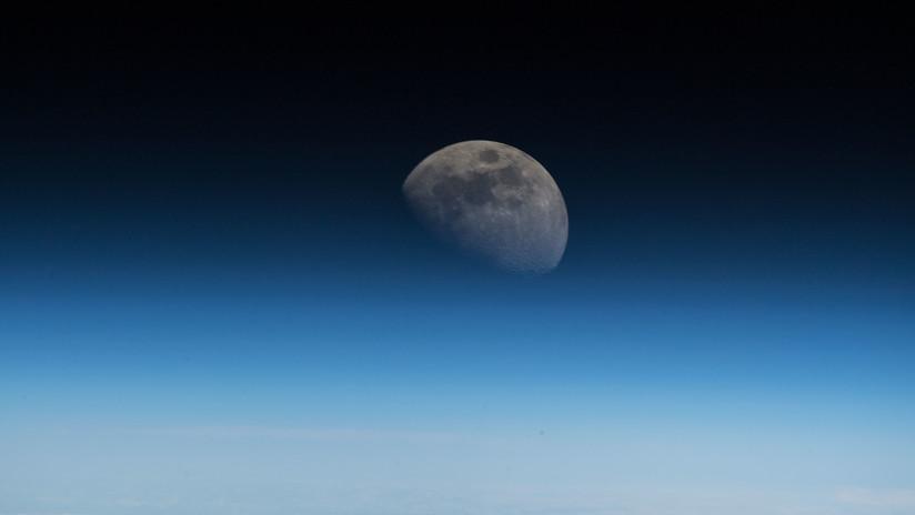 FOTOS: Impresionante alineación de Venus, Júpiter y la Luna en el cielo nocturno