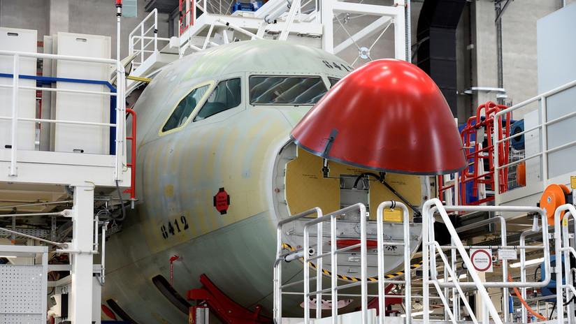 'Hackers' roban datos personales de empleados europeos de Airbus