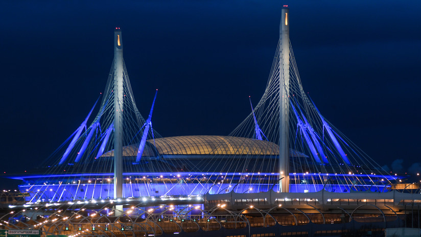 La UEFA autoriza el uso de los 'pasaportes de aficionado' en San Petersburgo para la Eurocopa 2020