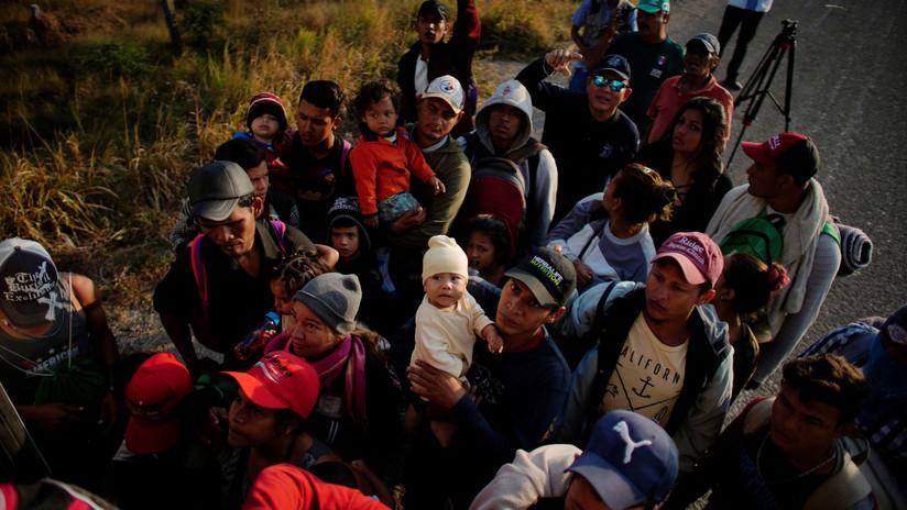 VIDEO: Migrante hondureña se reúne con su bebé de un año, tras ser separadas en la frontera entre EE.UU. y México hace un mes