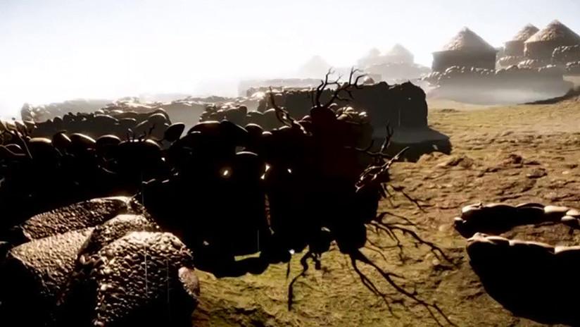 VIDEO: Arqueólogos recrean una legendaria ciudad en Sudáfrica gracias a una tecnología láser