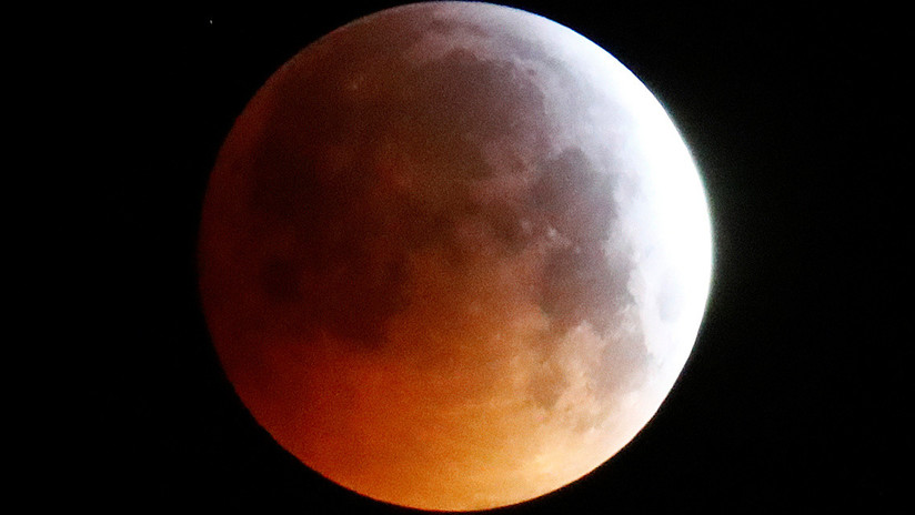 Meteoroide que golpeó la Luna durante la 'superluna de sangre' explotó con una fuerza de una tonelada de dinamita