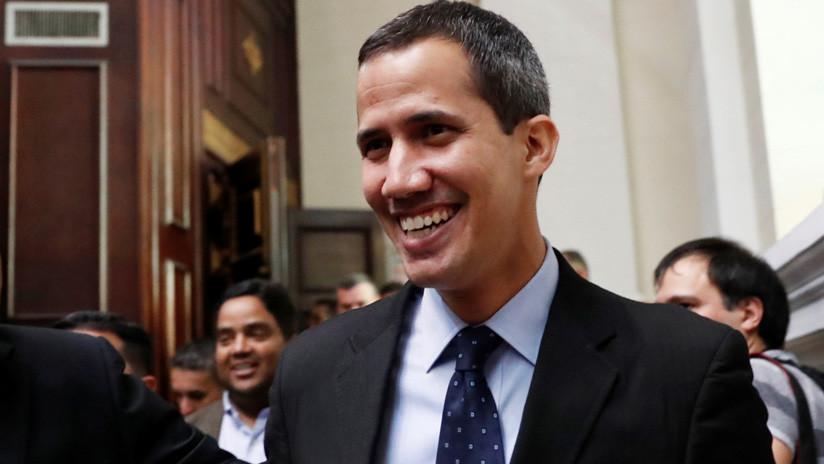 "El Parlamento Europeo reconoce a Juan Guaidó como ""legítimo presidente interino"" de Venezuela"