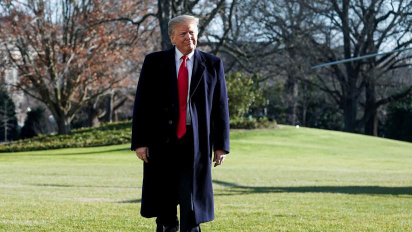 """""""Yo estoy en la Casa Blanca, ¡y ellos no están!"""": Trump comenta qué piensa de las personas que lo critican"""