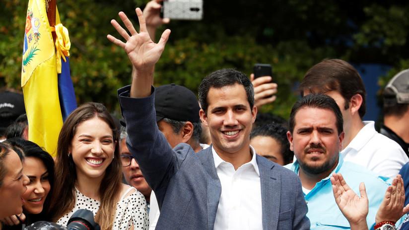 """¿Quiénes son los """"diplomáticos"""" designados por Juan Guaidó para la región?"""