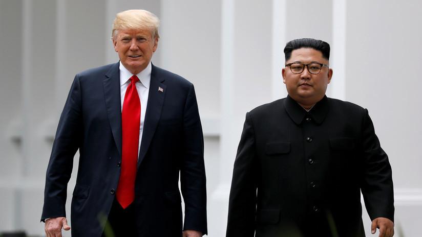 Trump anunciará la fecha y el lugar de su nueva reunión con Kim Jong-un la próxima semana