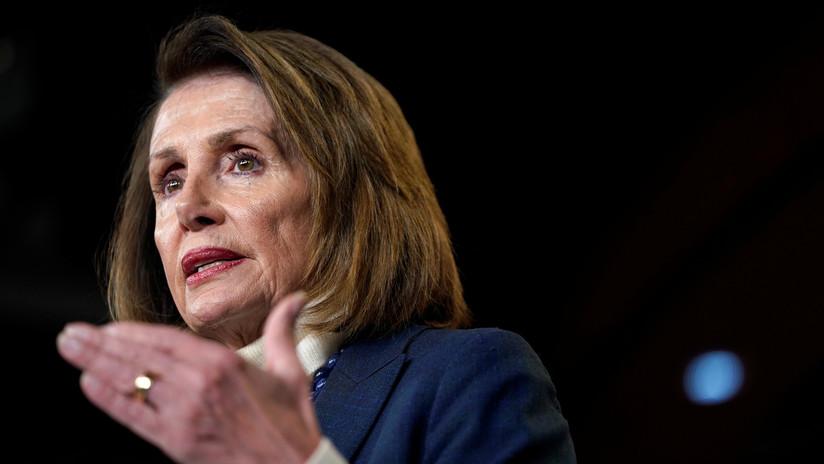 Nancy Pelosi asegura que Trump no tendrá dinero para su muro