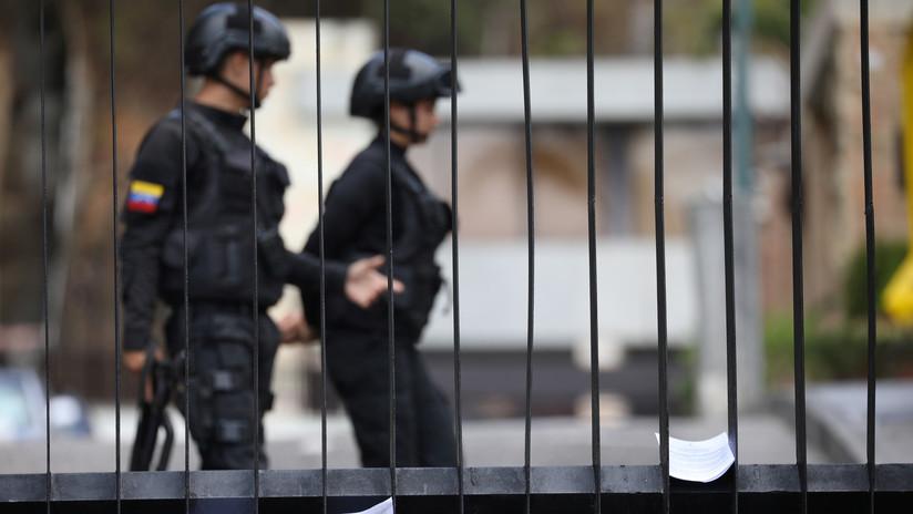 """Policía venezolana desmiente a Guaidó: """"Es totalmente falso"""" que busquen a sus familiares"""