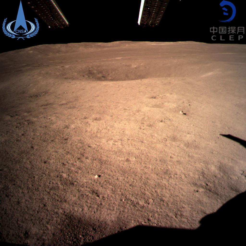 Acontecimiento histórico, China aluniza en el lado oculto de la Luna 5c2e53bce9180f225d8b4569