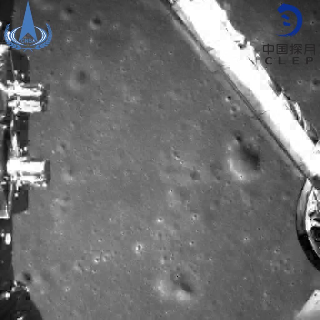 Acontecimiento histórico, China aluniza en el lado oculto de la Luna 5c2e53bde9180f225d8b456a