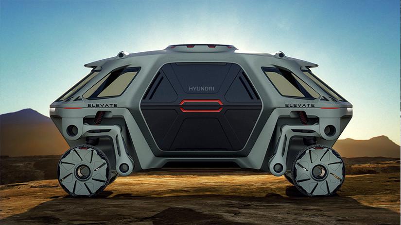 Hyundai presenta el primer auto
