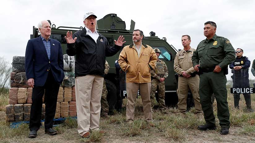 Trump advierte que cierre federal podría prolongarse por