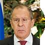 El ministro de Exteriores ruso, Serguéi Lavro