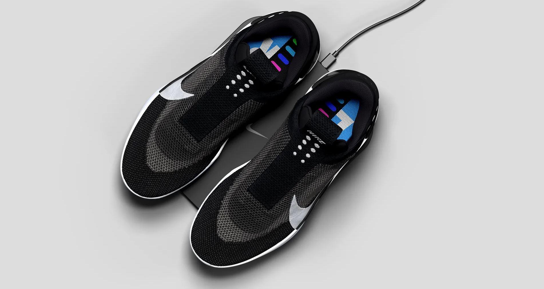 separation shoes 327ec 6d8d6 VIDEO: Nike presenta unas nuevas y mejoradas zapatillas que se atan ...