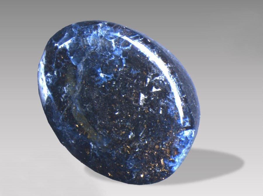Encuentran mineral extraterrestre en Israel