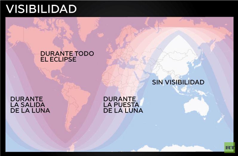 Perú podrá avistar esta noche peculiar evento astronómico — Superluna de sangre