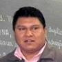 Leosmar Antonio, investigador y profesor de la etnia Terena.