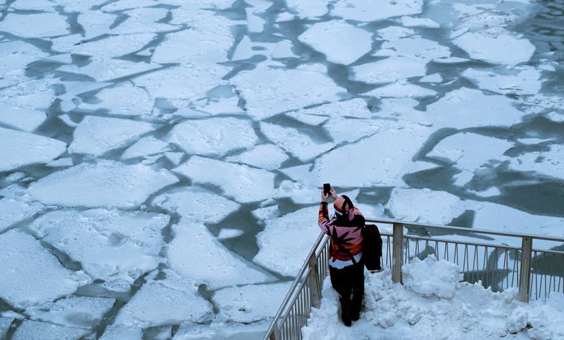 Peor que en la Antártida, el temido Vórtice polar 5c51a0a7e9180fc20d8b4567