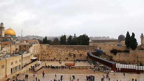 Panorama de la ciudad de Jerusalén.