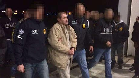 Los hechos que EE.UU. ha mantenido en secreto durante el juicio contra 'El Chapo' Guzmán