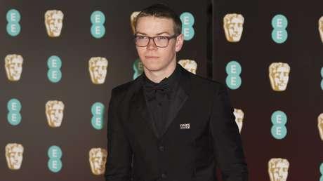 El actor británico Will Poulter.
