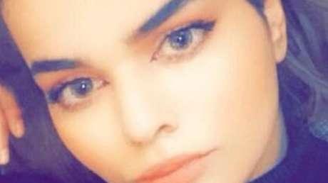 La joven saudita Rahaf Mohammed Al-Qunun.