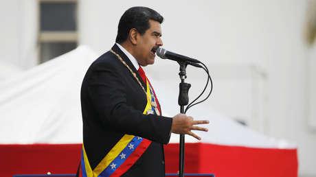 """Maduro señala que el Parlamento juega a la """"desestabilización"""""""