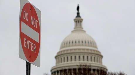 El Capitolio de Washington, EE.UU., el 7 de enero de 2019.