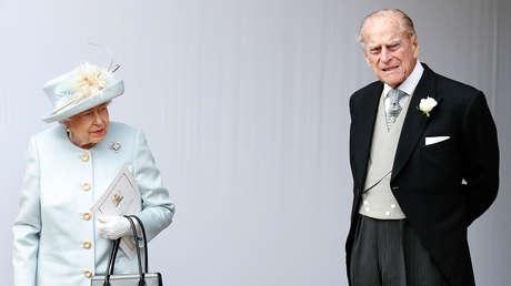 La reina Isabel II y el príncipe Felipe, duque de Edimburgo, en Windsor, el 12 de octubre de 2018.
