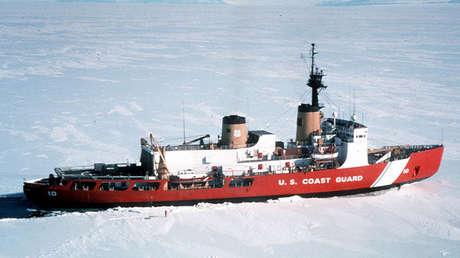 Rompehielos Polar Star de la Guardia Costera de EE.UU.