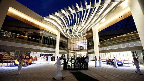 El centro comercial Riyadh Park en Riad, Arabia Saudita, el 30 de abril de 2018.