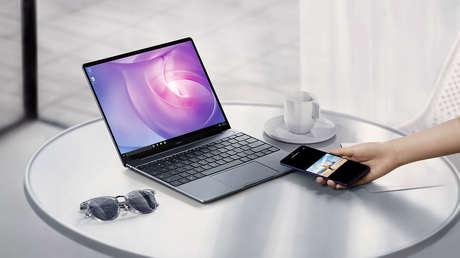 El MateBook 13 de Huawei.