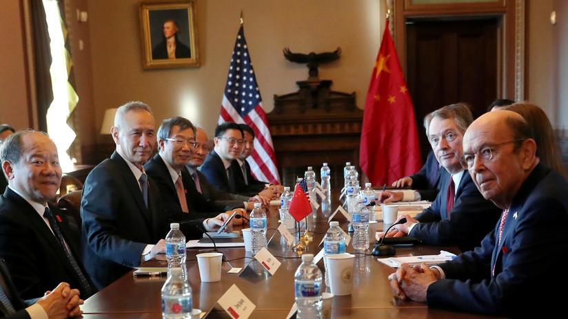 China y EE.UU. acuerdan reducir el desequilibrio comercial existente