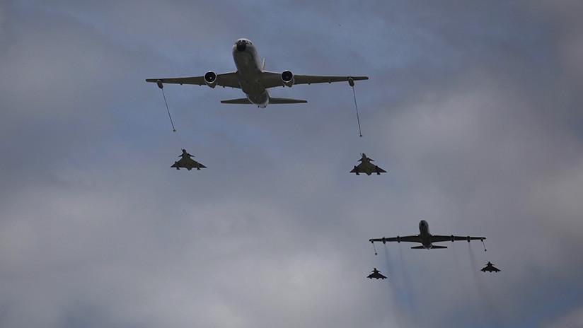 Colombia aclara presencia de aviones militares de EE.UU. en su territorio