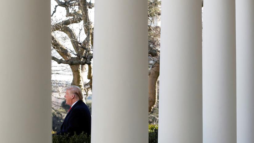 """Donald Trump afirma que ha perdido """"enormes cantidades de dinero"""" ejerciendo la presidencia"""