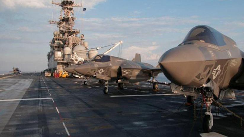 Reportes: Alemania descarta comprar cazas estadounidenses F-35 para reemplazar a sus renqueantes aviones militares