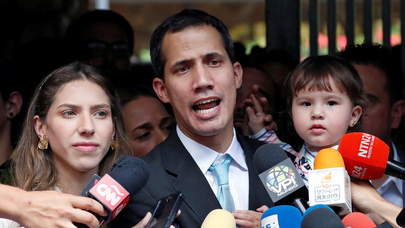 Kremlin: No hemos recibido ninguna carta del líder opositor venezolano Guaidó pero la examinaremos si llegara