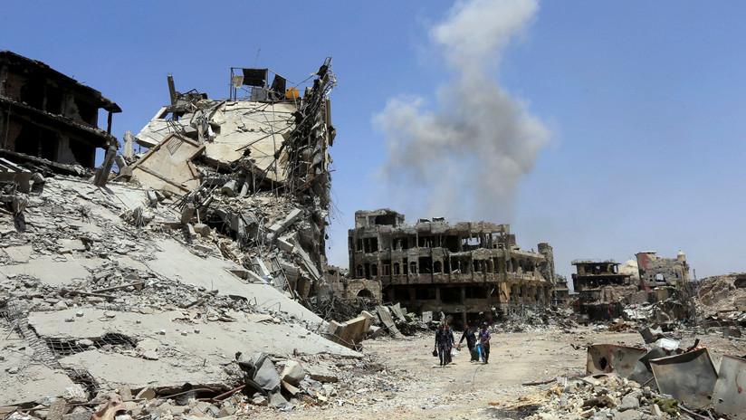 """Cazas de Australia habrían matado """"involuntariamente"""" hasta 18 civiles en un bombardeo de Mosul"""