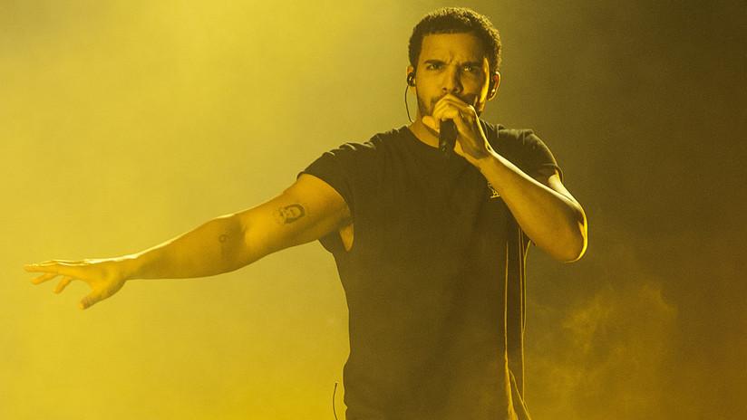 FOTOS: ¿Dejó el rapero Drake una propina estratosférica durante su visita a un McDonald's?