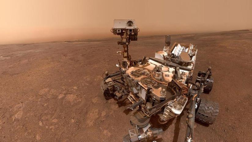 Descubren un nuevo uso del Curiosity tras más de seis años de misión en Marte