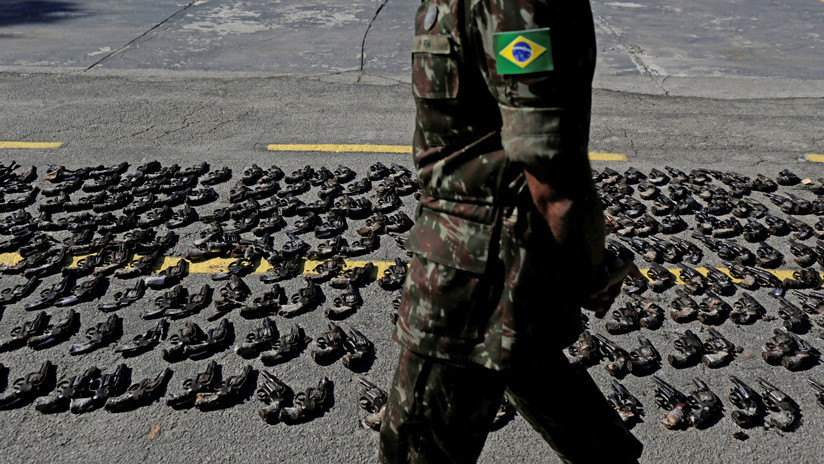 Más armas, menos violencia: ¿funcionará la propuesta de Bolsonaro?