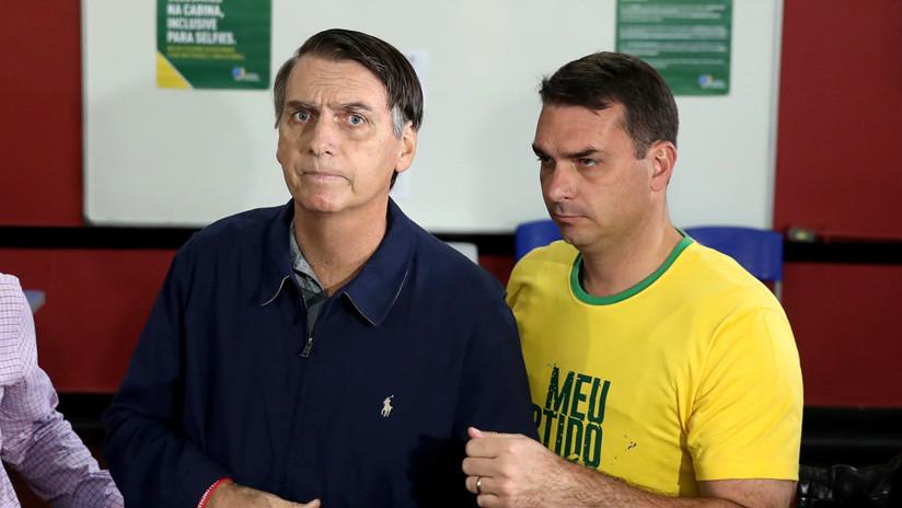 La Justicia brasileña rechaza suspender la investigación que involucra al hijo de Bolsonaro