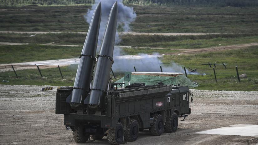 EE.UU. se retira del tratado sobre misiles nucleares de corto y medio alcance con Rusia