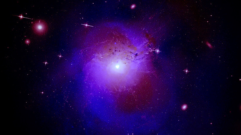 ¿Existe realmente la materia oscura? Las leyes de gravedad podrían tener la respuesta