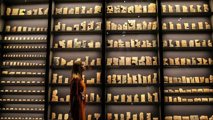 Tablillas de Mesopotamia revelan cómo se trataban ciertas enfermedades hace casi 3.000 años